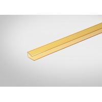 Профиль Полигаль Практичный 6,0 мм x2100 м желтый