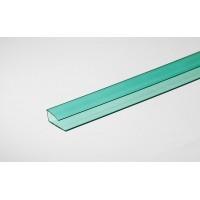 Профиль Полигаль Практичный 4,0 мм x2100 м зеленый