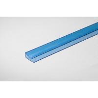 Профиль Полигаль Практичный 4,0 мм x2100 м синий